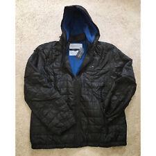 Tommy Hilfiger Mens Windbreacker Fleece Lining Jacket...