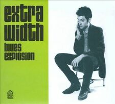 Extra Width [2-CD] [Digipak] by The Jon Spencer Blues Explosion (CD, Aug-2010)