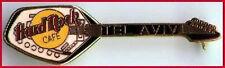 Hard Rock Cafe TEL AVIV 1993 Black & Cream VOX ORGAN GUITAR PIN - HRC #9661
