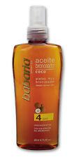 Babaria Tropical Sonnenöl Spray Cocos Lfs4 200ml