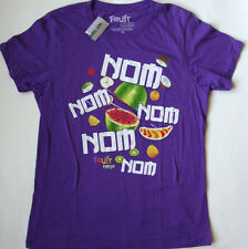 FRUIT NINJA FUNNY T shirt Top size XL