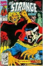 Doctor Strange Sorcerer Supreme # 36 (Infinty Gauntlet crossover) (USA, 1991)