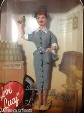 I Love Lucy Ricardo Lucille Ball TV Commercial Collector Episode 30 Barbie NRFB
