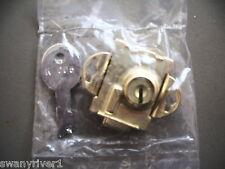 Mailbox Lock- Flat Key- 1600