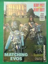 HARLEY - HEAVY DUTY - MATCHING EVOS - June 1993 #19