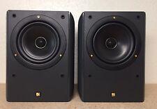 KEF SP3253 Monitor Series Speakers 🔊 Read!