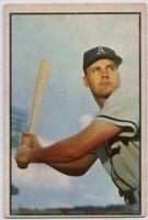 1953 Bowman Color #13 Gus Zernial VG-EX Philadelphia Athletics FREE SHIPPING