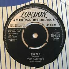 """THE RAMRODS Riders In The Sky London UK 1960  Pop 7"""""""