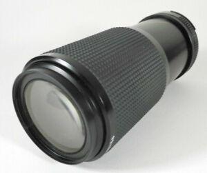 Nikon Nikkor 70-210mm f4.5-5.6 Telephoto Zoom AIS Lens