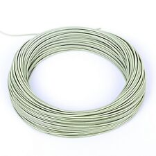 DT5 Double Taper Floating Fly Line ( Moss Green )