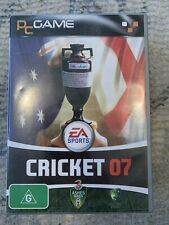 Pc Game Ea Sports Cricket 07.