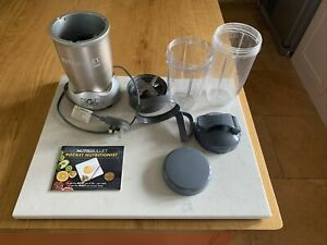 NutriBullet Pro900 900W Blender in perfect condition.  All attachments included