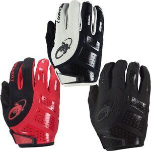 Lizard Skins Cycling Gloves Monitor SL Gel Bike Gloves - Mountain Bike-BMX -Road
