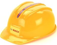 New Theo Klein Toys Kids Yellow Workman Helmet Hard Hat Bosch Safety Helmet 8127