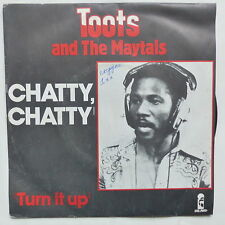 TOOTS AND THE MAYTALS Chatty chatty 6172878 reggae