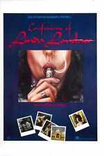Confessions Of Linda Lovelace Poster 01 A3 Box Canvas Print