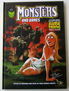 Monsters & Dames 2013 Signed Bruce Timm Artbook Limited 26/1150 Hardcover