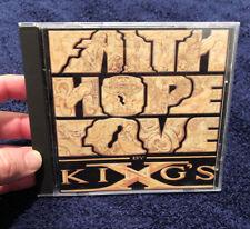 Faith Hope Love King's X CD