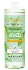 Bielenda Green Tea Cleansing Micellar Liquid 3in1 for Mixed & Oily Skin 500ml