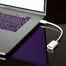 USB Tipo C USB-C Macho a Cable Adaptador De Usb 3.0 a Hembra Convertidor