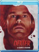 Dexter - Stagione 5 - Cofanetto Con 4 Blu Ray - Nuovo Sigillato