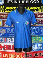 5/5 Italy Italia adults L 1990 MINT original football shirt jersey trikot maglia