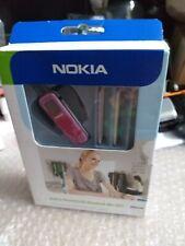0327N-Auricolare Nokia Bluetooth Headset BH-301 Con Scatola NUOVO ORIGINALE