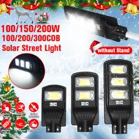 Solar Straßenlaterne Beleuchtung Bewegungsmelder  Wandleuchte +Remote