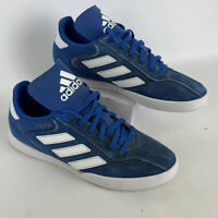 Adidas Blue Copa Childs shoe trainer UK 4 US 4.5 running walking