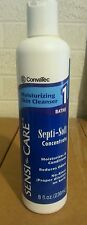 SENSI-CARE by Convatec 8ounce moistirizing skin cleanser