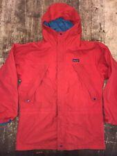 Patagonia Ski Snowboard Retro Jacket Shell Men's M Vintage Red