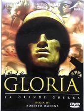 Dvd Gloria - La Grande Guerra - custom case 2 dischi 1934 Usato