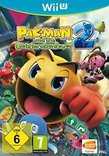 Pac-Man und die Geisterabenteuer 2 (Nintendo Wii U, 2015, DVD-Box)