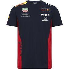 Red Bull Racing F1 2020 Men's Team T-Shirt in Navy