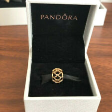 NEW Authentic PANDORA 14K Gold Wanderlust Charm 750815