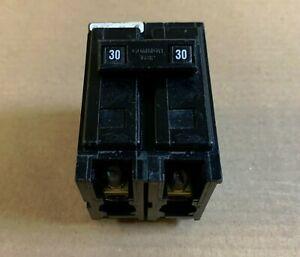 Cutler Hammer QBHW QBHW2030 2 Pole 30 Amp 240V Circuit Breaker