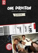 One Direction 1d Take Me Home Deluxe Yearbook Edition CD Pop 2012