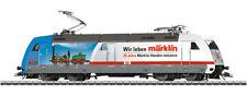 Märklin H0 39374 Locomotive pour trains rapides Série 101 la DB AG MFX Sound