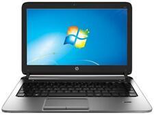 "HP ProBook 430 13.3"" Laptop w/ Intel Core i3, 128GB SSD, Windows 7 Professional"