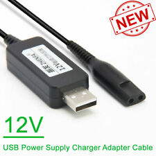 USB Charger Power Supply Cord For Braun Shaver Series 7 790cc-4 790cc-5 795cc-3