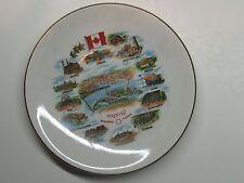 Vintage Expo 67 Montreal Canada Commemorative Souvenir Plate #WF51 jbv