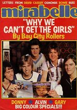 Mirabelle Magazine 7 September 1974     The Bay City Rollers     Donny Osmond