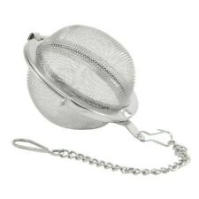 Tea Ball Spice Strainer Mesh Infuser Filter Diffuser Stainless Steel Herbal Mini