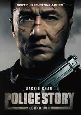 Police Story: Lockdown (DVD, 2015)