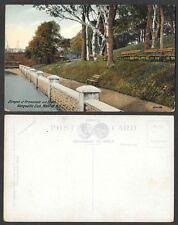 Old Canada Postcard - Halifax, Nova Scotia - Waegwaltic Club Promenade, Beach