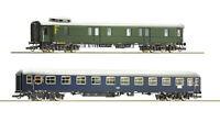 Roco H0 74098 Schnellzugwagen-Set der DB 1:87 - NEU + OVP