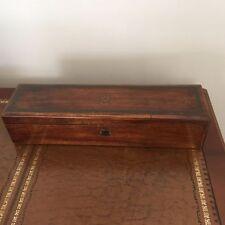Mahogany 1900-1940 Antique Wooden Boxes