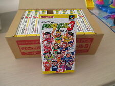 >> J LEAGUE PRIME GOAL 3 III SFC SUPER FAMICOM IMPORT BRAND NEW OLD STOCK! <<