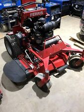 Ferris stand On Mower 28 HP Briggs And Stratton 48 Inch Cut Ride On zero turn