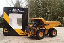 Norscot  CAT 772 Muldenkipper   1:87  55261  Neu  OVP  Auslauf Modell